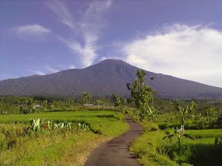Tinggi Gunung Slamet, Bromo, Merbabu, Semeru, Dan Lawu