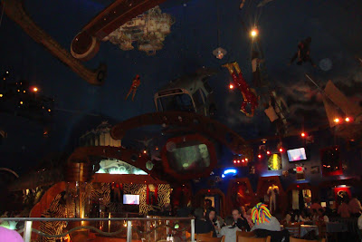 Planet Hollywood em Downtown Disney, Orlando