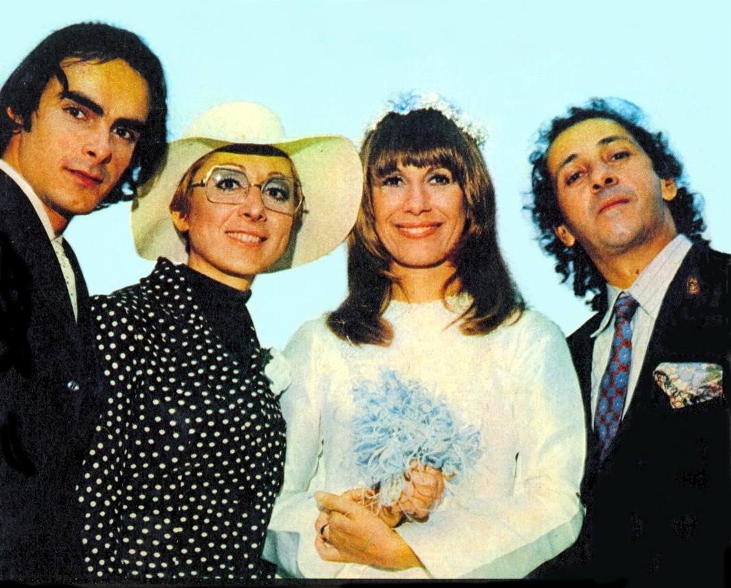 Aracy Balabanian Top astros em revista: aracy balabanian em o primeiro amor