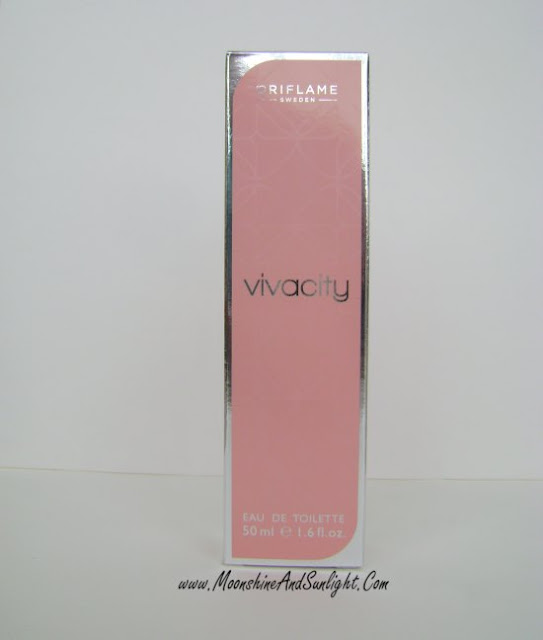 Oriflame Vivacity EDT review