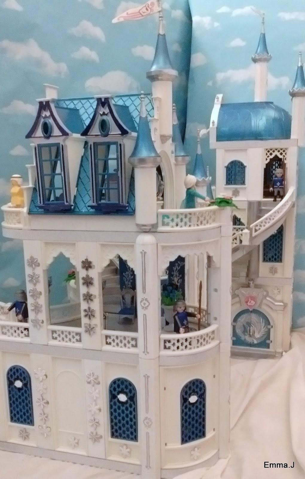 Grand Frozen Palace Emma J S Playmobil