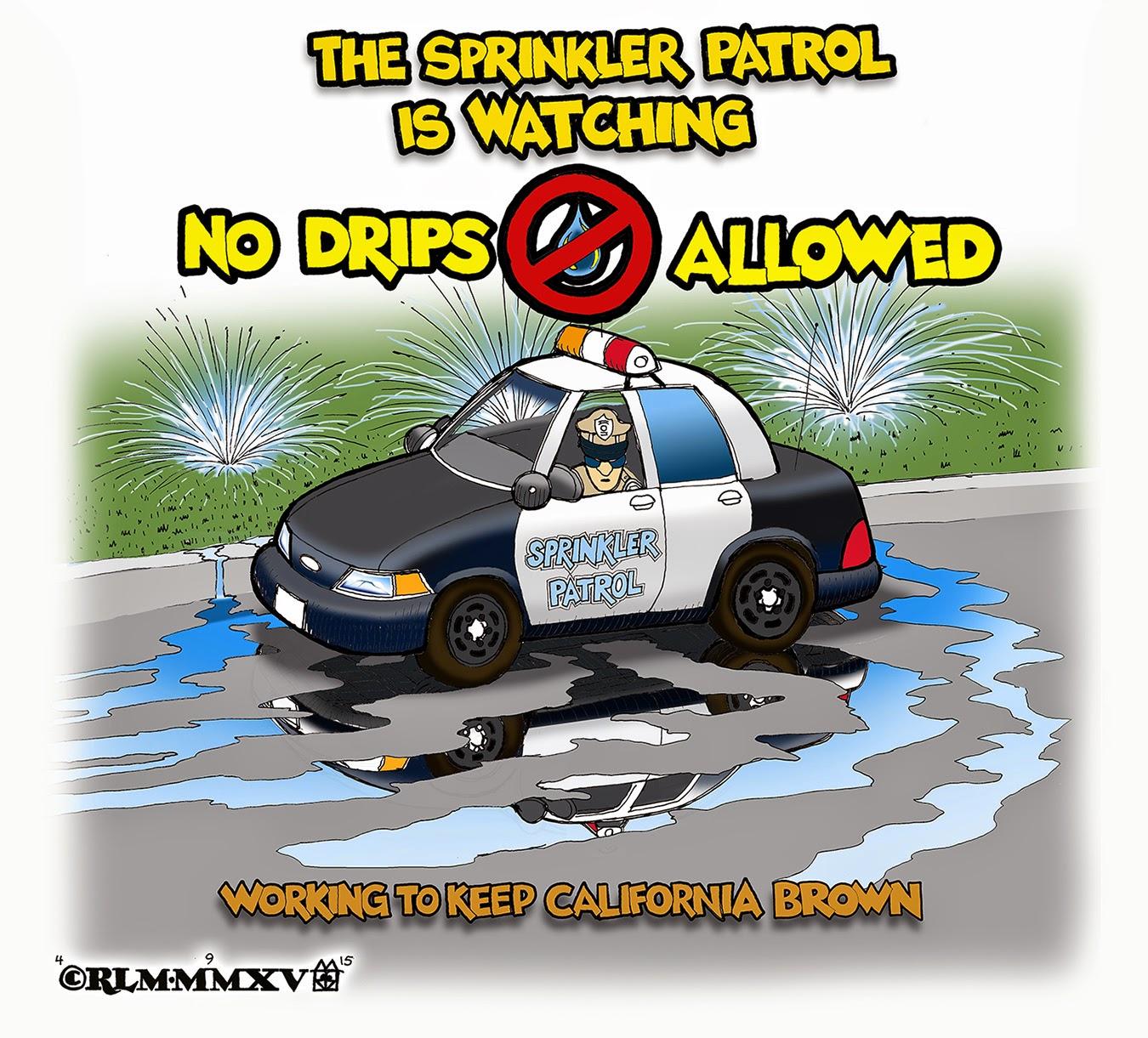 Sprinkler Patrol