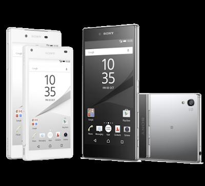 Sony Xperia Z5 ஸ்மார்ட் போன்