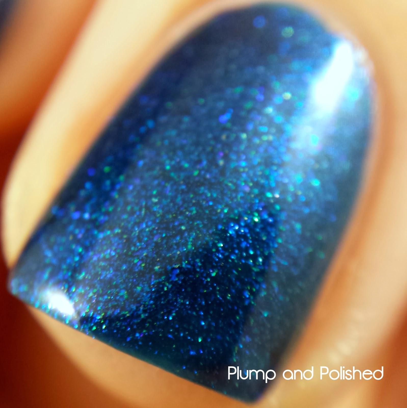 ellagee - Sparkling Gemstones: Glimmering Sapphire