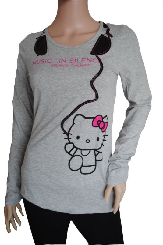 March 2012 hello kitty forever for Hello kitty t shirt design