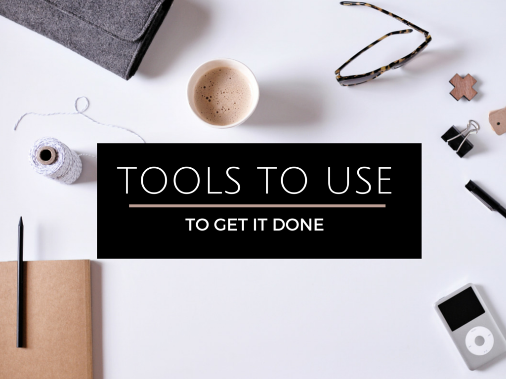 Try these almost free, easy to use tools to help you lessen stress, be more productive and free up your time. (The Health-Minded.com) #productivity #organization
