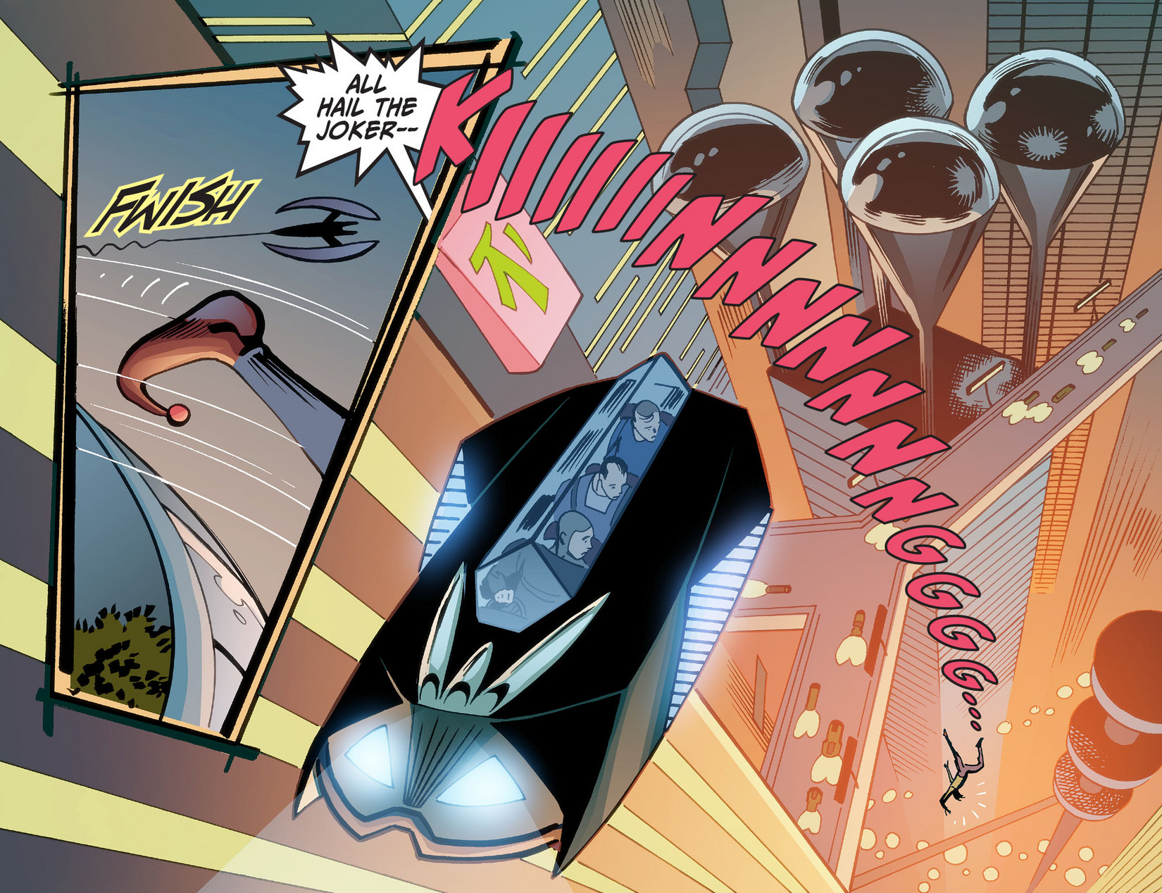 Batman Beyond (2012) Issue #13 #13 - English 7