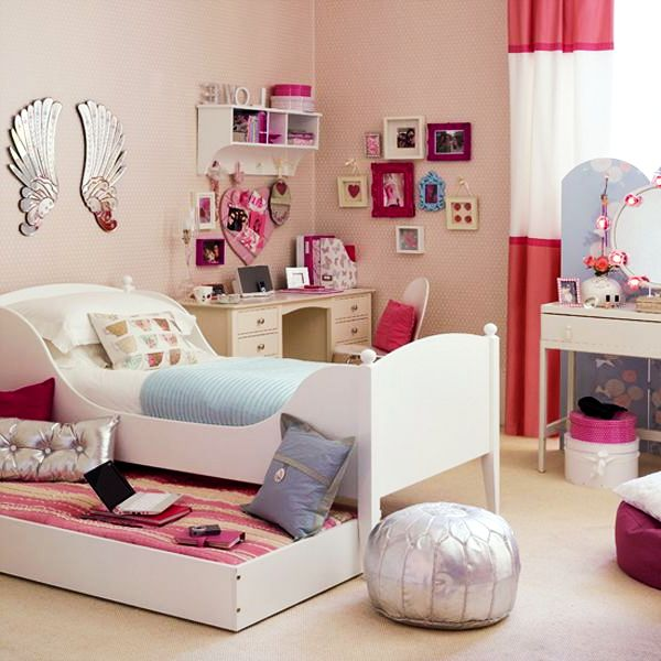 Bedding for teen girls for Pretty bedrooms for girls