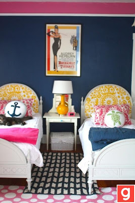 bright bedroom rugs, layering rugs in the bedroom, bright bedroom rugs