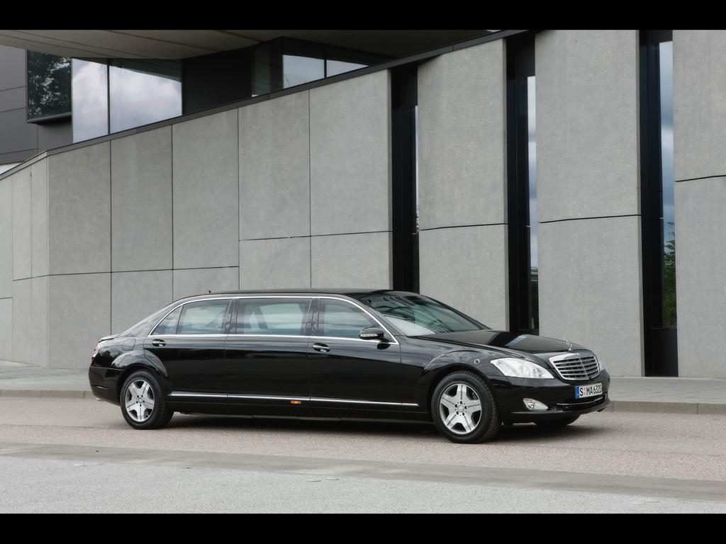 Limuzin Kiralama Mercedes Limousine