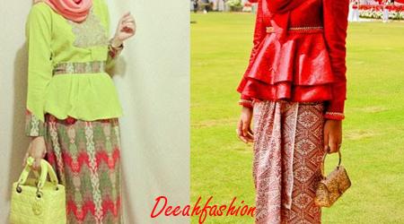 Baju Muslim Pesta Tubuh Kecil Tips Trik