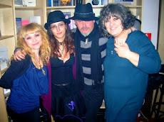 Presentación coloquio: tres escritoras comentan su obra con su editor y su público (18/12/2010)