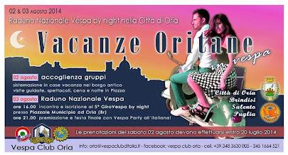 3 agosto 2014 raduno nazionale vespa club