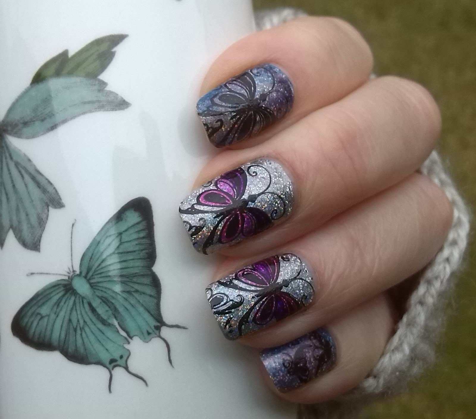 Butterflies - UberChic Beauty UC1-02