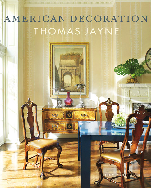 The devoted classicist thomas jayne 39 s american decoration for American decoration