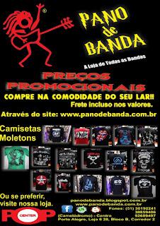 Compre produtos da Pano de banda Na comodidade do seu Lar!