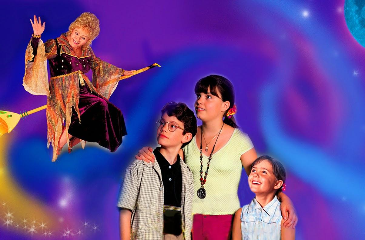 A pesar de Disney Channel y de tener unos efectos especiales bastante  cuestionables, es una película que vi durante mi infancia y me trae gratos  recuerdos.