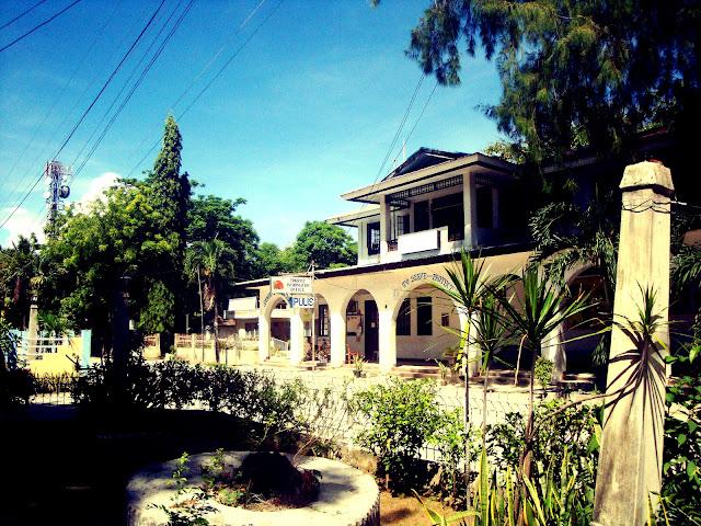 Sta Fe Police Station Bantayan Island