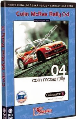 Colin Mcrae Rally 04 PC Game Download Free