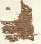 gospel parchment