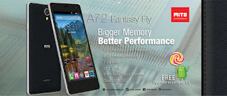 Mito A72 Fantasy Fly Android Murah 5 inch Rp 800 Ribuan
