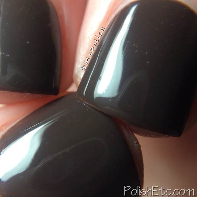 butterLONDON & Allure - Arm Candy Collection - McPolish - Lust or Must?