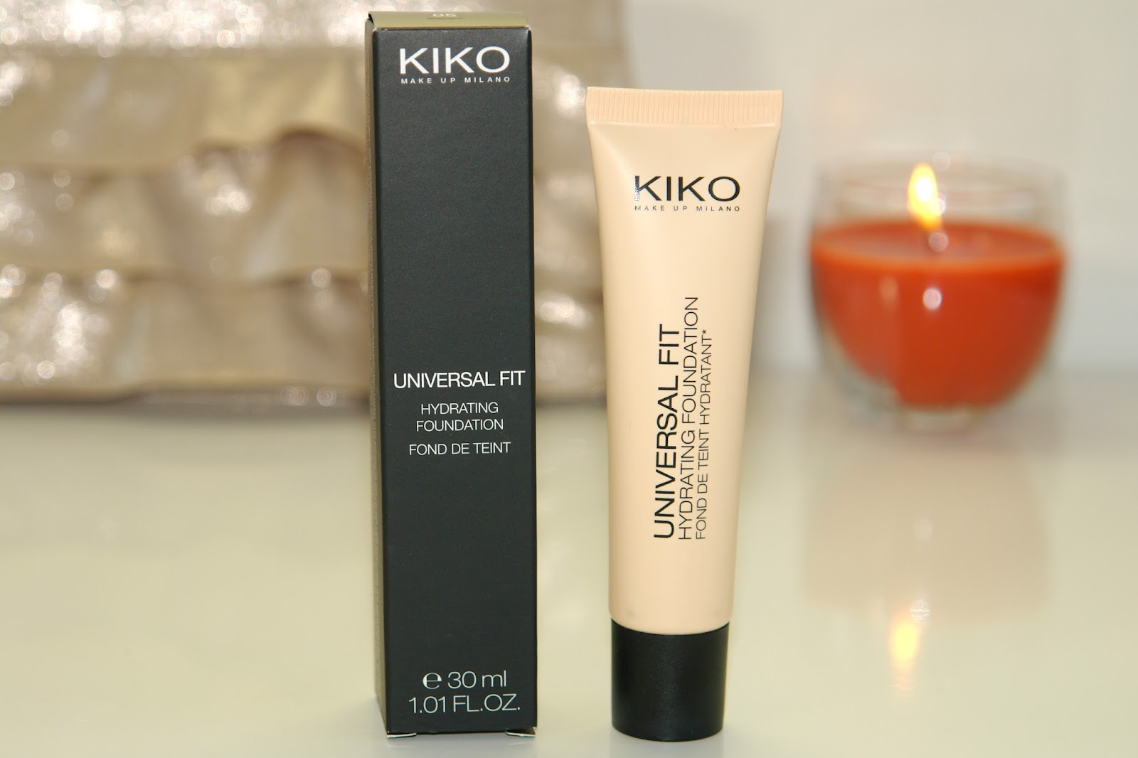 KIKO Universal Fit Hydrating Foundation review, foundation, KIKO, make up, review, beauty blogger