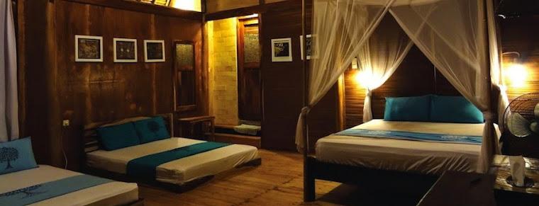 kamar Villa Monyet Java