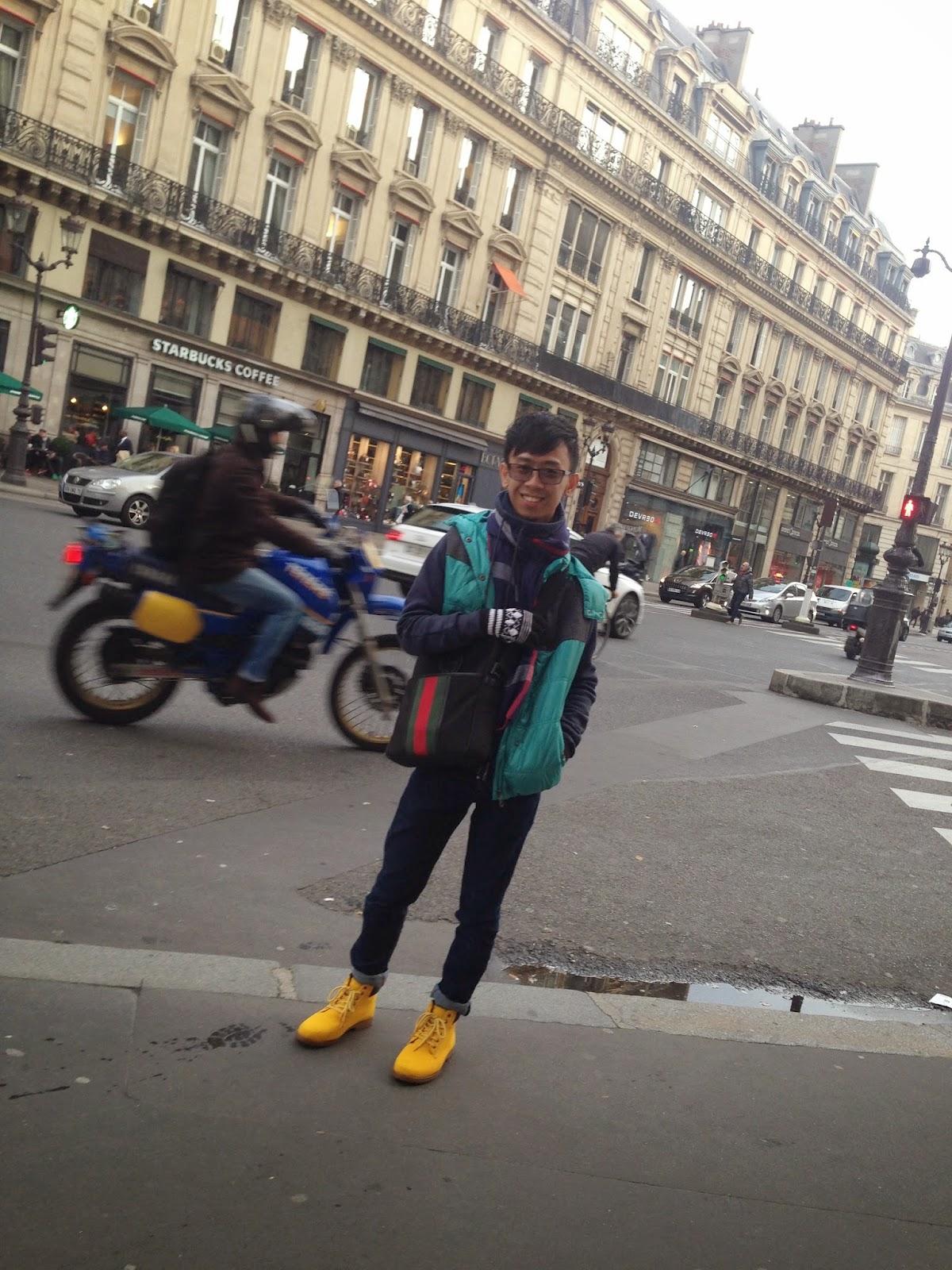 TRAVELOG PARIS PART 2