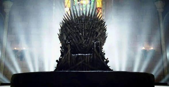 Juego de tronos lo mejor quien crees que se quedara el - Trono de hierro ...