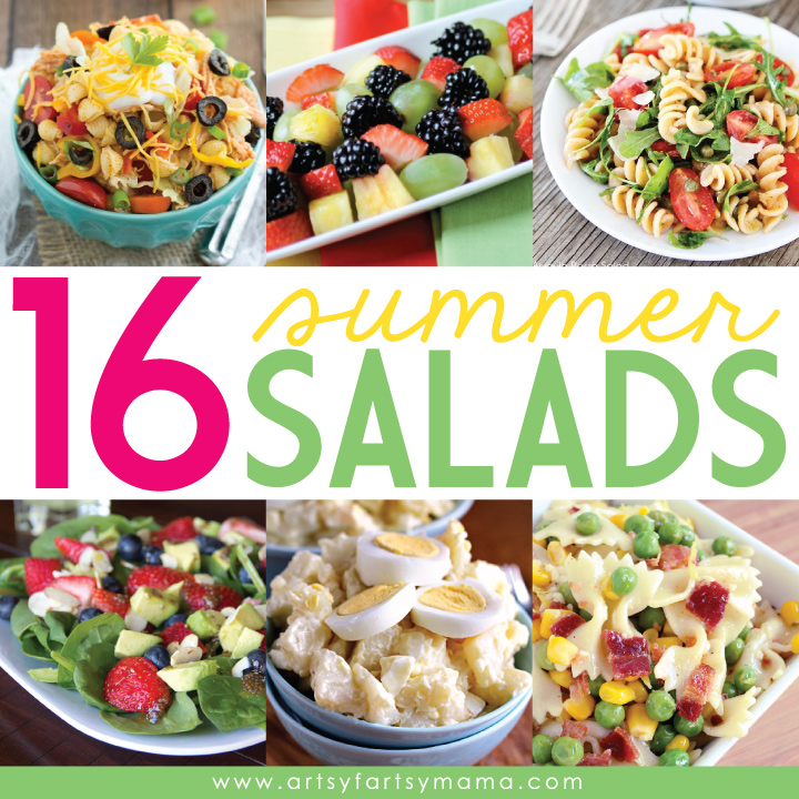 16 Summer Salads
