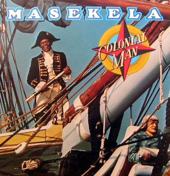 Masekela Colonial Man
