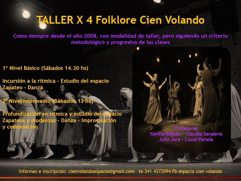 Taller x 4