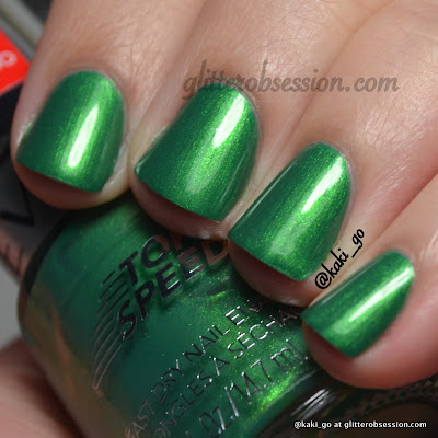 Revlon Wicked Star swatch