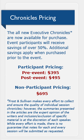 Executive MindXchange Chronicle