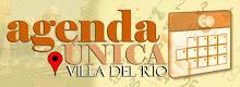 Consultar la AGENDA UNICA de Villa del Río