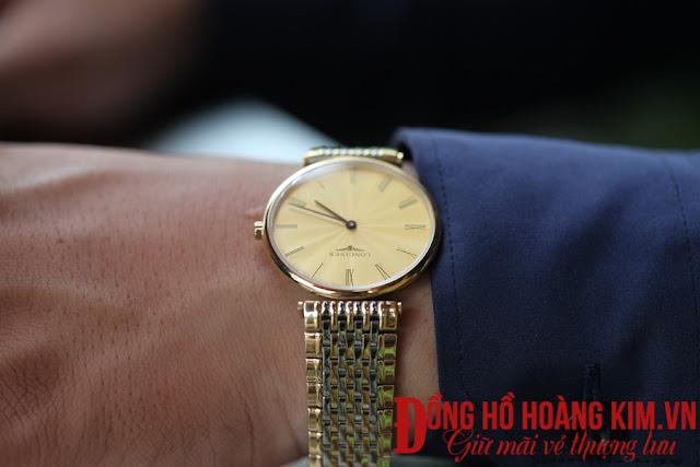 Đồng hồ nam cao cấp tại Thanh Xuân nhãn hàng longines