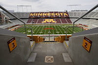 Gopher Football Kickoffs