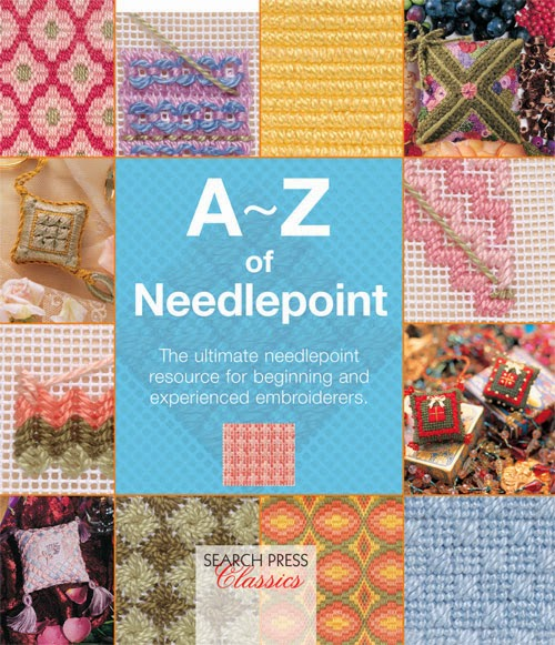 A–Z of Needlepoint