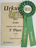 "3-е место в международном конкурсе ""TED Worldwide"""