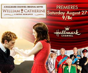 William and Catherine: A Royal Romance - Hallmark Channel Movie | Wonderful Movie