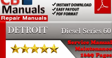 60 series detroit service manual