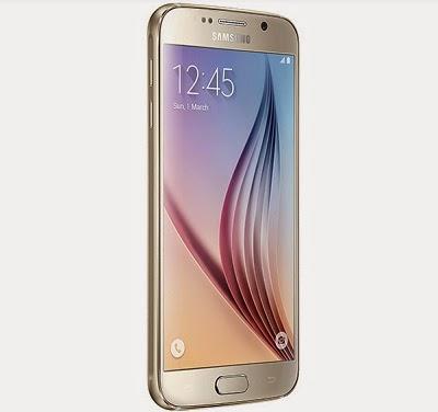 Harga Handphone Samsung Galaxy S6 | Spesifikasi Octa-core 64-bit