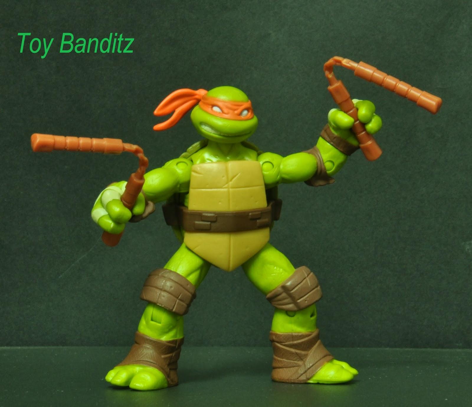 toy banditz: NICKELODEON TEENAGE MUTANT NINJA TURTLES ...