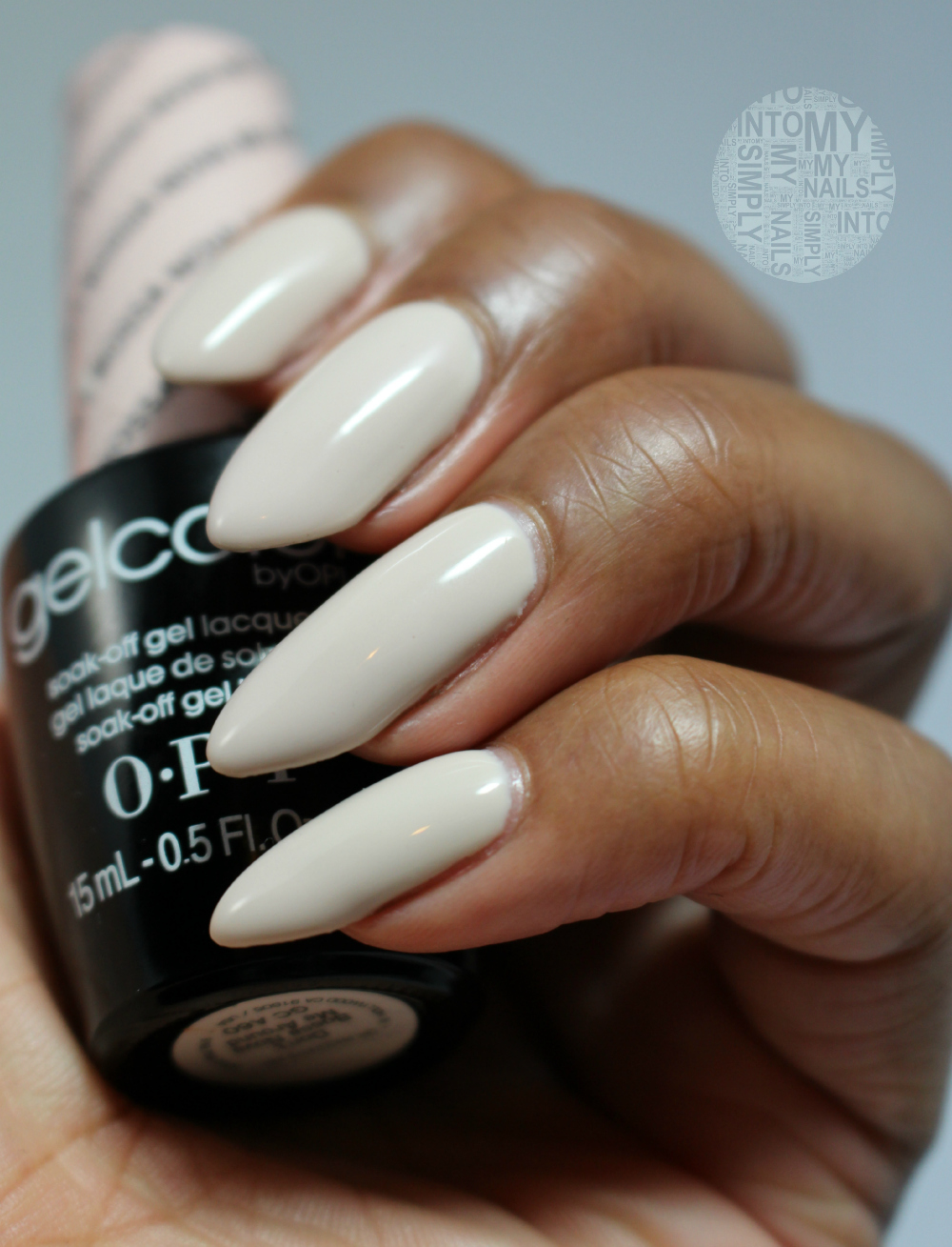 Opi Gelcolor Don T Bossa Nova Me Around