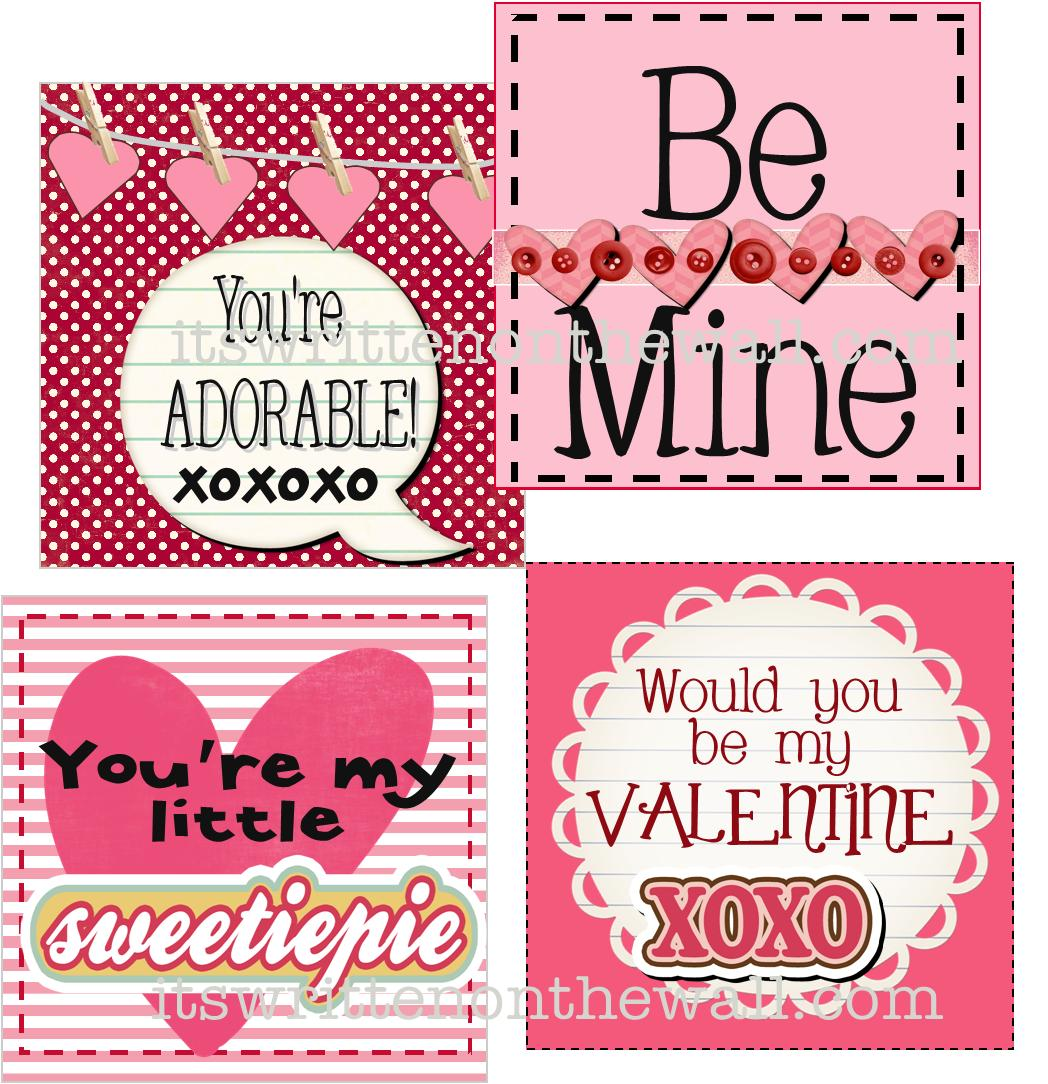 24 valentine lunchbox notes plus 18 everyday notes just for Valentine notes for her