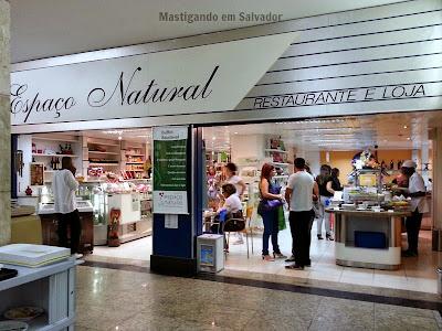 Espaço Natural Restaurante: Fachada