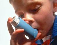 Astım Hastası Çocuk