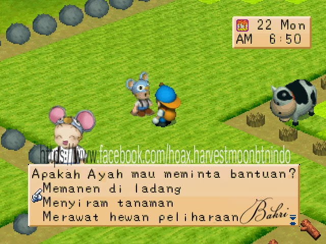 Download Cheat Harvest Moon Back To Nature Ps1 Untuk Android