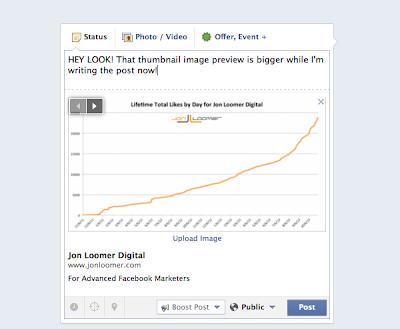 Tính năng xem trước link của facebook